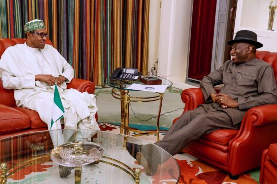 Buhari to Jonathan at 62: Your humility'll continue to resonate