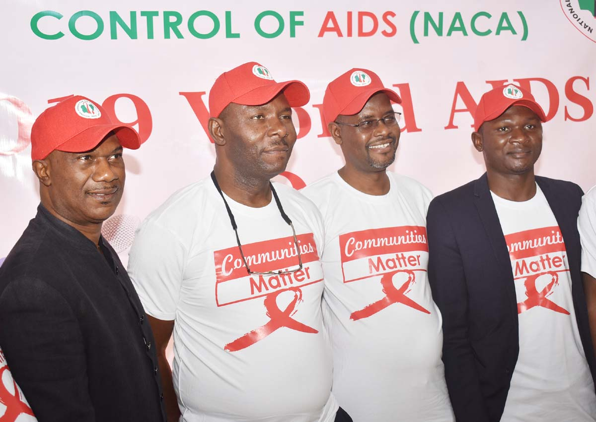 Nigeria takes up treatment burden of 50,000 HIV patients