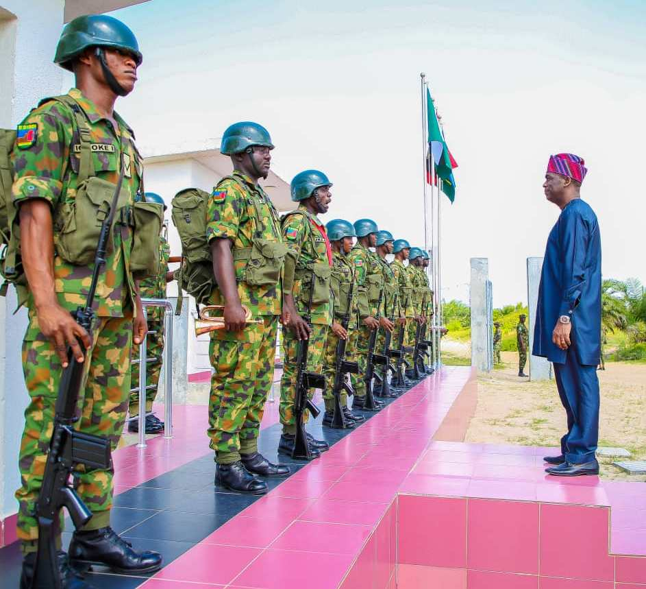 Crocodile Smile 4: Quit or be crushed, Army orders criminals in Lagos, Ogun