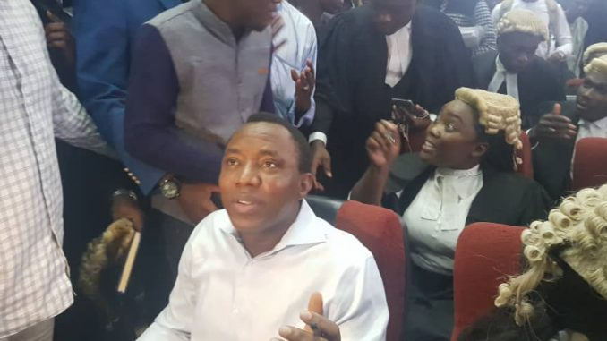 Sowore, Bakare's trial suffers set back