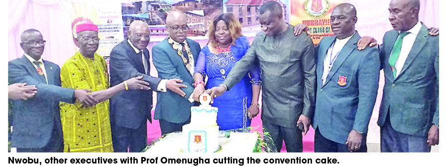 Awka school's Old Boys count blessings at 2019 homecoming - Daily Sun