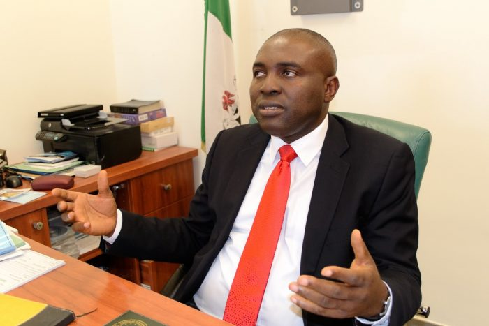 Nigeria is too big to fail, says lawmaker