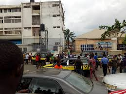 Extortion: Taxi drivers tackle state task force operatives in Imo
