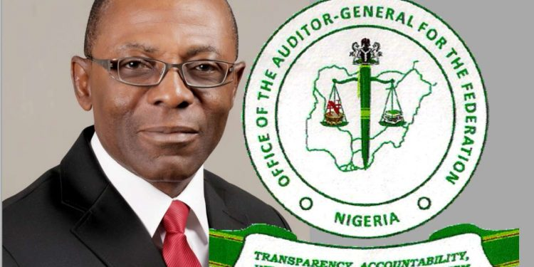 FAAC: N175bn non-mineral revenue unaccounted for - Auditor-General