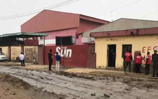 Why we marked The Sun –EFCC