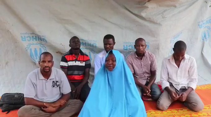 Image result for UN Condemns killing of four aid workers by Boko Haram