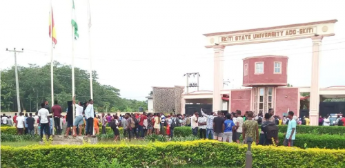 'Ekiti university may lose accreditation of 50 courses'