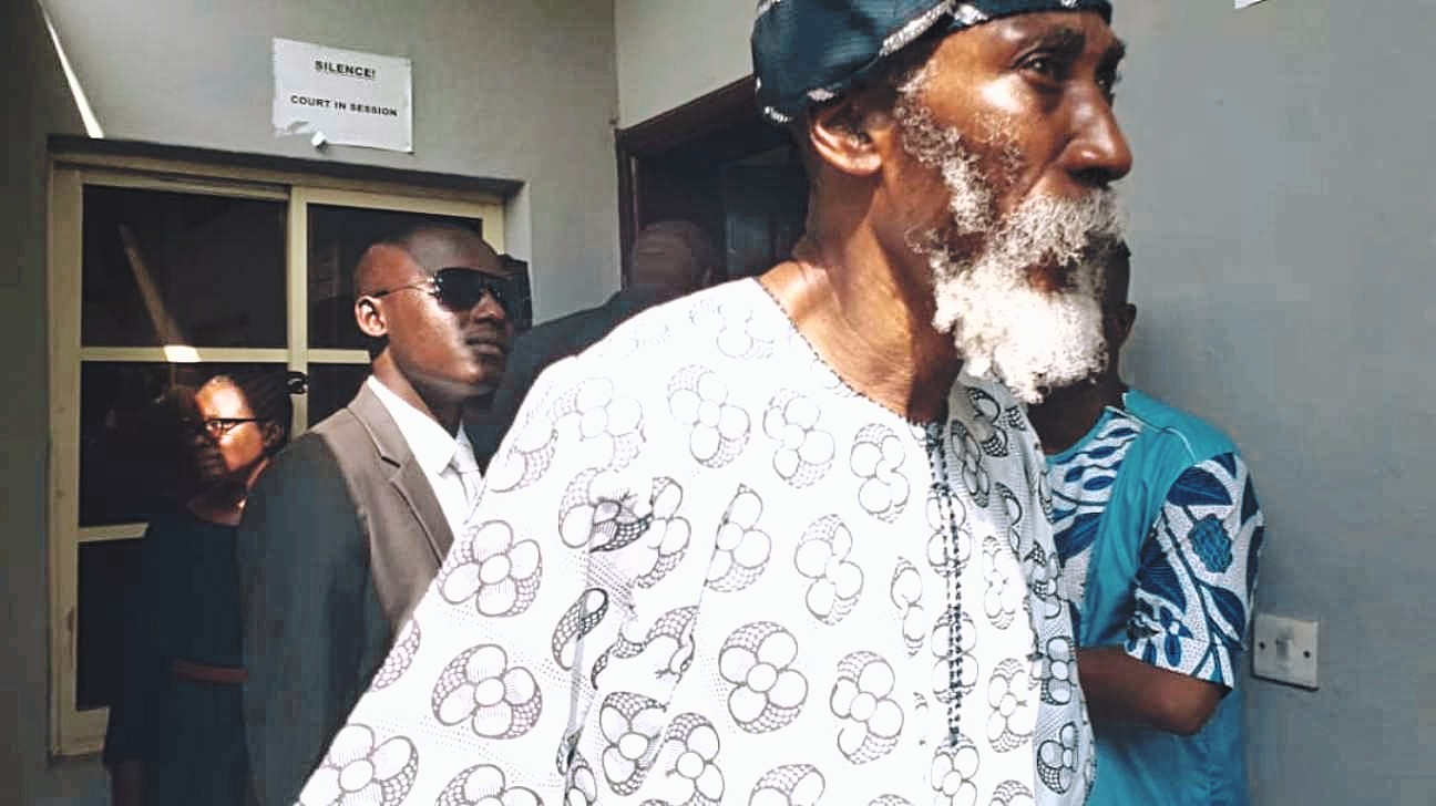 EFCC produces retired Naval Officer before court after 15 months In custody
