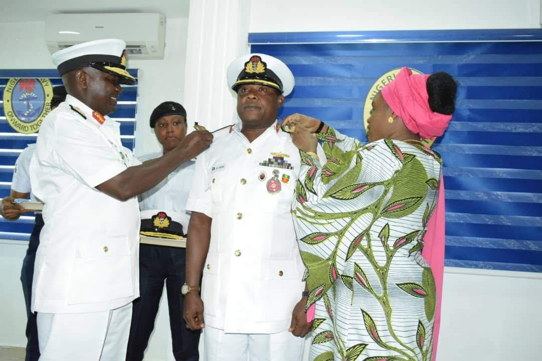 Navy decorates commander, NNS Delta for exemplary commitment – The Sun  Nigeria