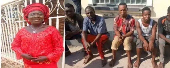 Why we burnt PDP women leader to death – Ocholli, gang leader