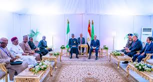 Image result for Nigeria, Egypt collaborate to end Terrorism in Africa