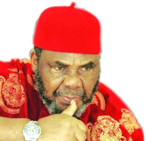 Why I can't be politician  –Pete Edochie, actor