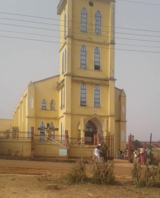 Protest in Esie as church members demand bishop's removal