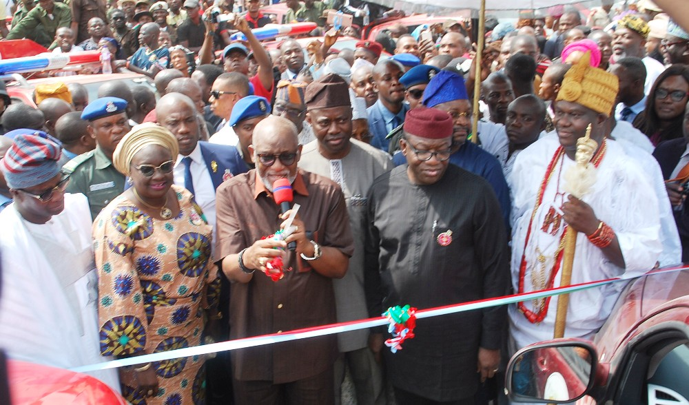 Operation 'Amotekun' not to break South West from Nigeria - Governors, Yoruba leaders