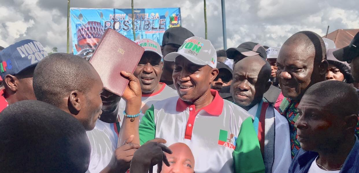 Appeal Court affirms Lyon as APC governorship candidate