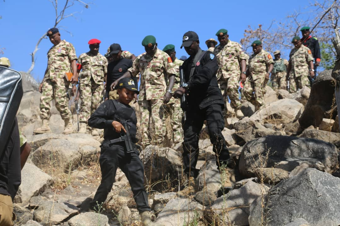 North-East: Soldiers kill scores of terrorists, bandits, free hostages