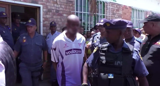 South Africa: Nigerian who stabbed policeman, cousin appears in court
