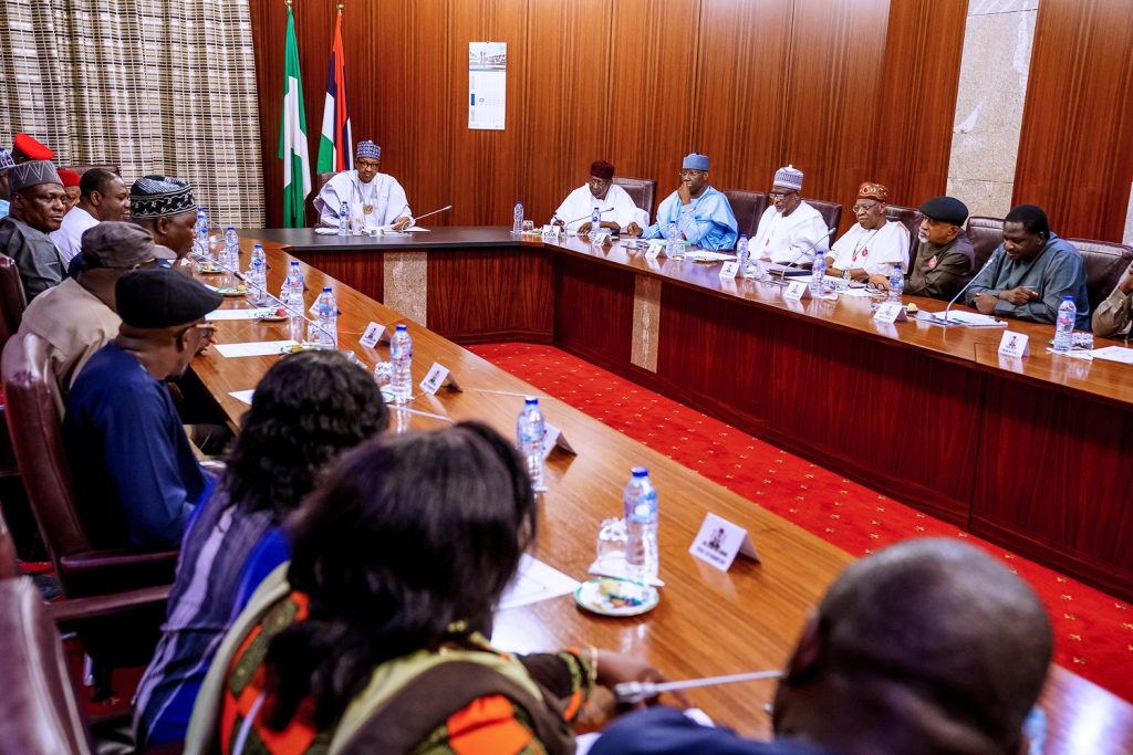 Government to employ more teachers - Buhari