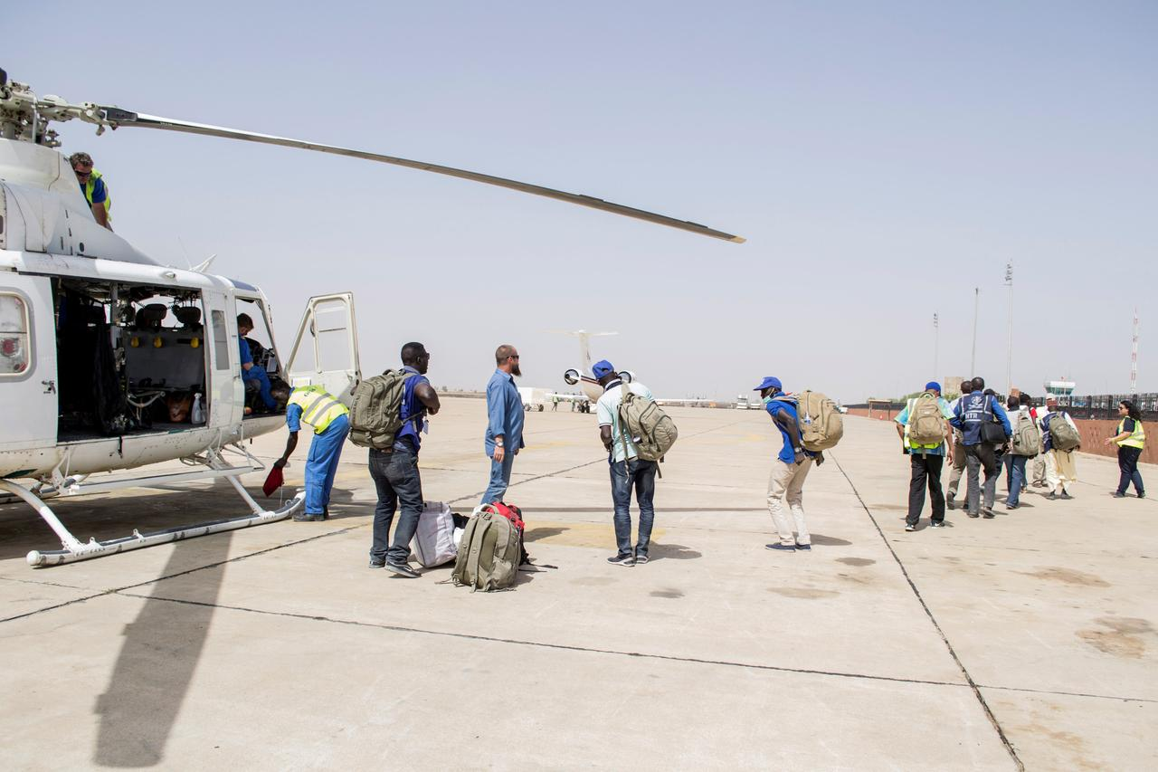 Borno: Three aid workers, others released by insurgents - UN