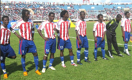 Liberia'll shock others in Group C – Yanqueh
