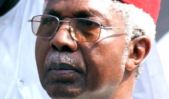Nigeria in a challenging moment, says Ex-VP, Ekwueme's son