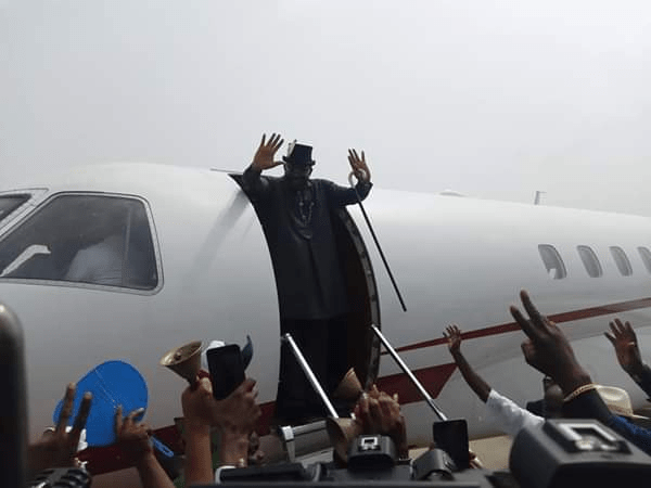Dickson set to commission Bayelsa International Airport