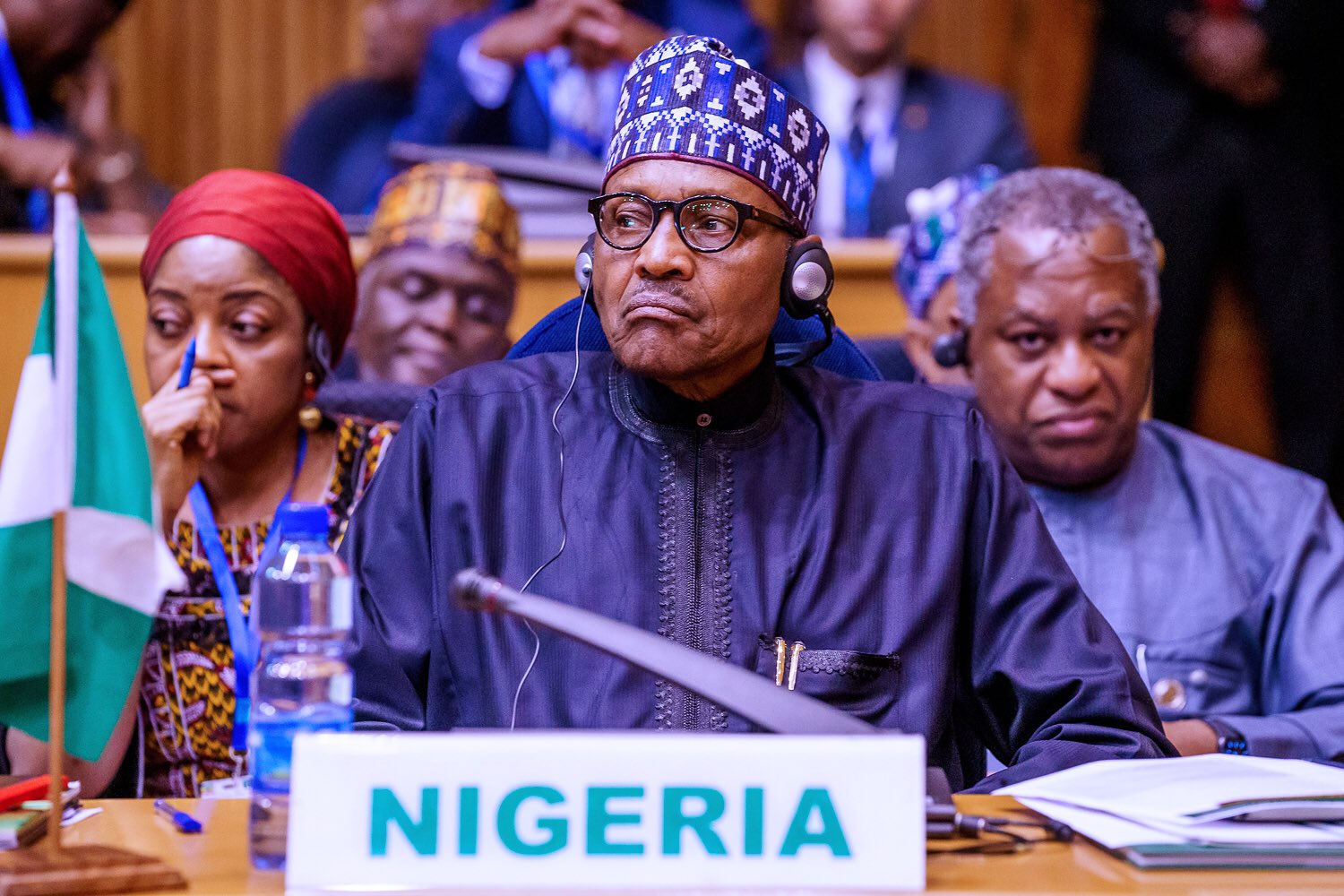 Buhari hails ECOWAS for mobilising own funds to tackle terrorism