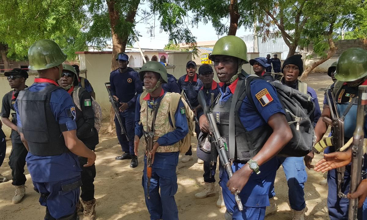 Amotekun: NSCDC warns against illegal security outfits