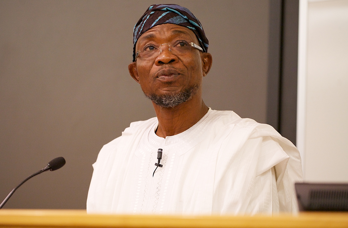 Ooni celebrates Aregbesola at 63, describes him as epitome of loyalty