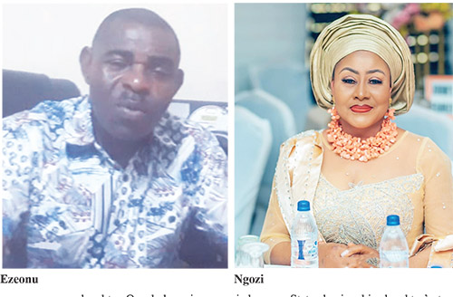 Ngozi Ezeonu married off my daughter after crashing our marriage -Edwin, ex-hubby