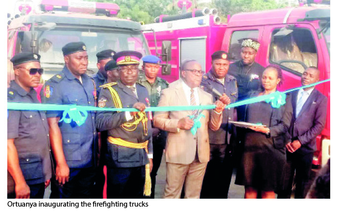 Enugu opens new vista in firefighting - Daily Sun