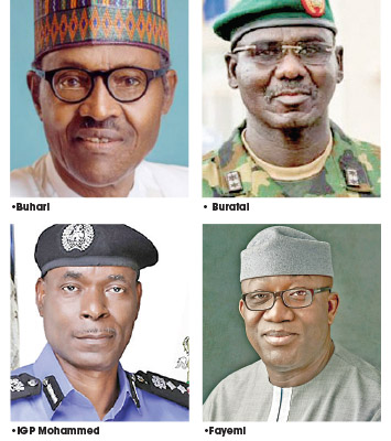 Insecurity: Regions battle with solutions