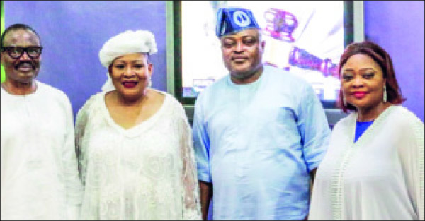 Lagos political bigwigs celebrate Kemi Nelson - Daily Sun