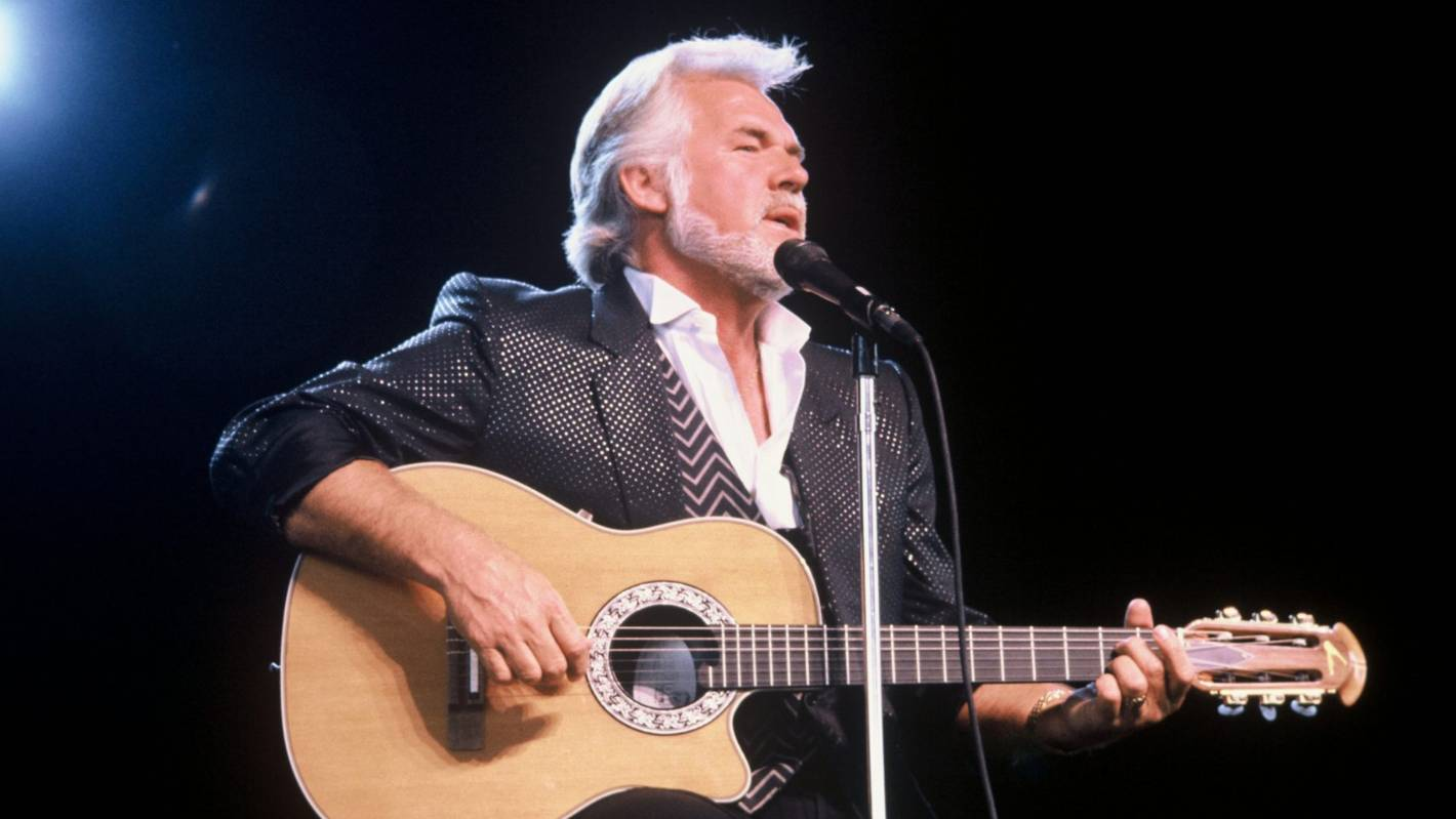 Kenny Rogers Dead at Age 81