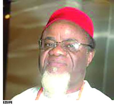Igbo may cease to be Nigerians in 2023 if denied presidency–Ezeife