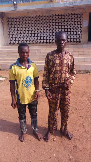 Ogun father and son nabbed for hacking herdsman to death