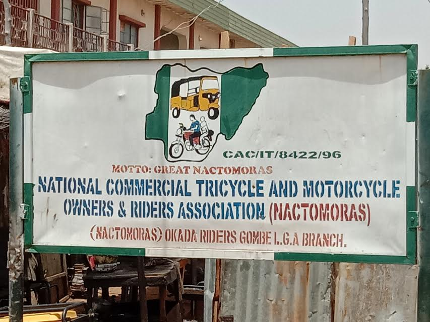 COVID-19: Okada riders arrested for violating interstate travel restriction in Gombe - Daily Sun