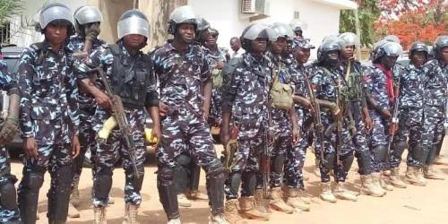 Police on special duties in Borno demand basic allowances