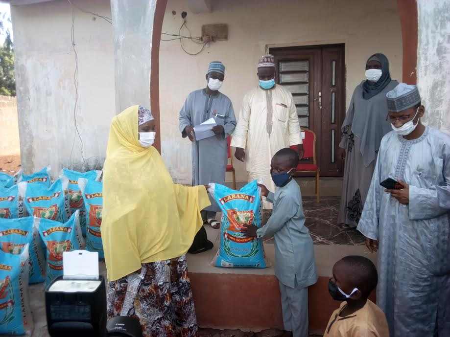 Kebbi NUJ council distributes aid to families of dead journalists