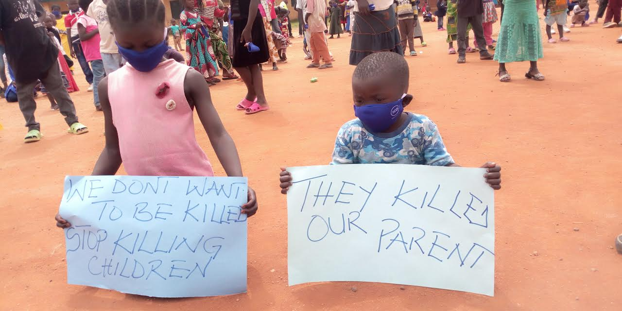 Fulani killed 42 children, 646 made orphans in Plateau villages, pupils cry out