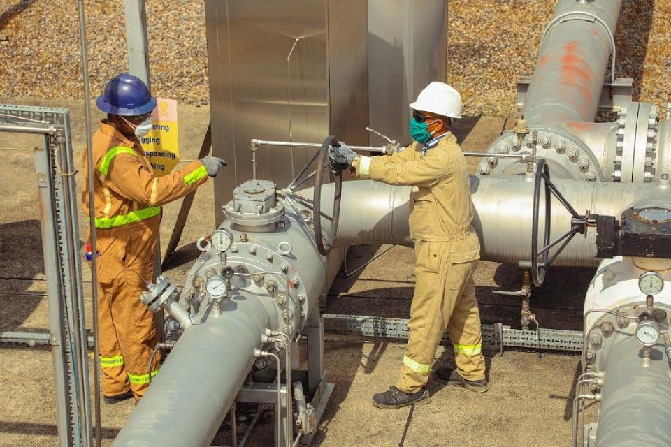 Sustaining gas supply for economic growth