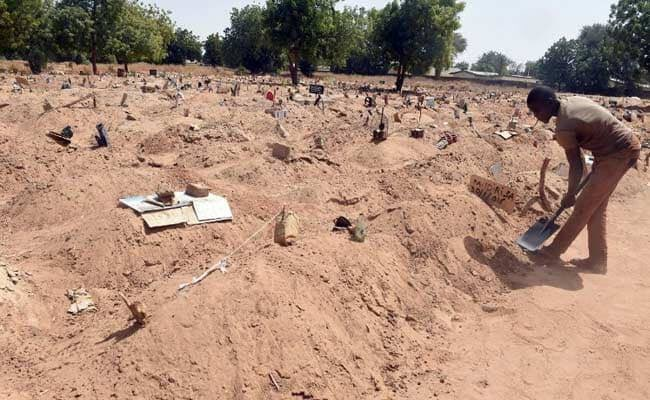 Death toll in Azare increases to 173
