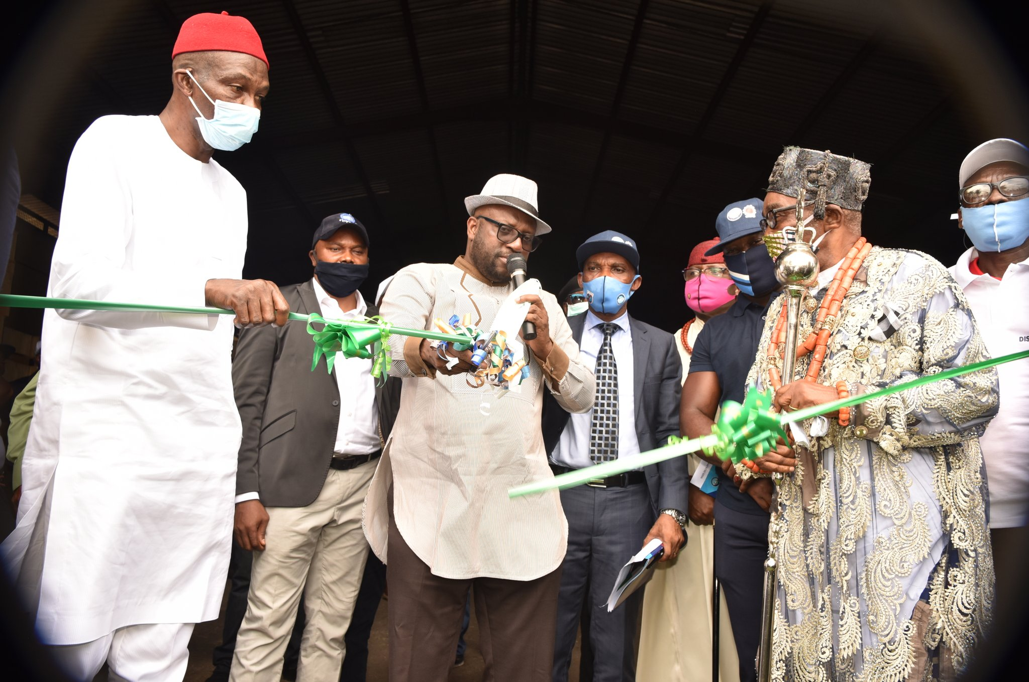 COVID-19: NDDC kicks off distribution of medical supplies, relief materials