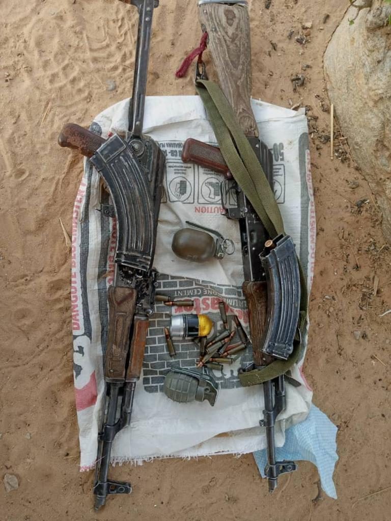 Borno: Another terror attack on military location repelled