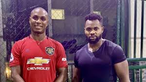 Ighalo: I'm really happy with Man U extension