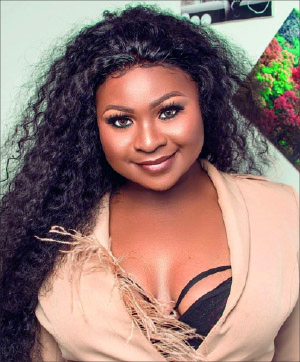 What can make me marry a man  –Sylvia Edem