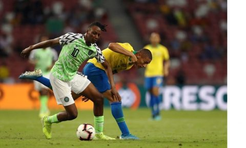 Taribo West: Aribo too weak to play for Super Eagles