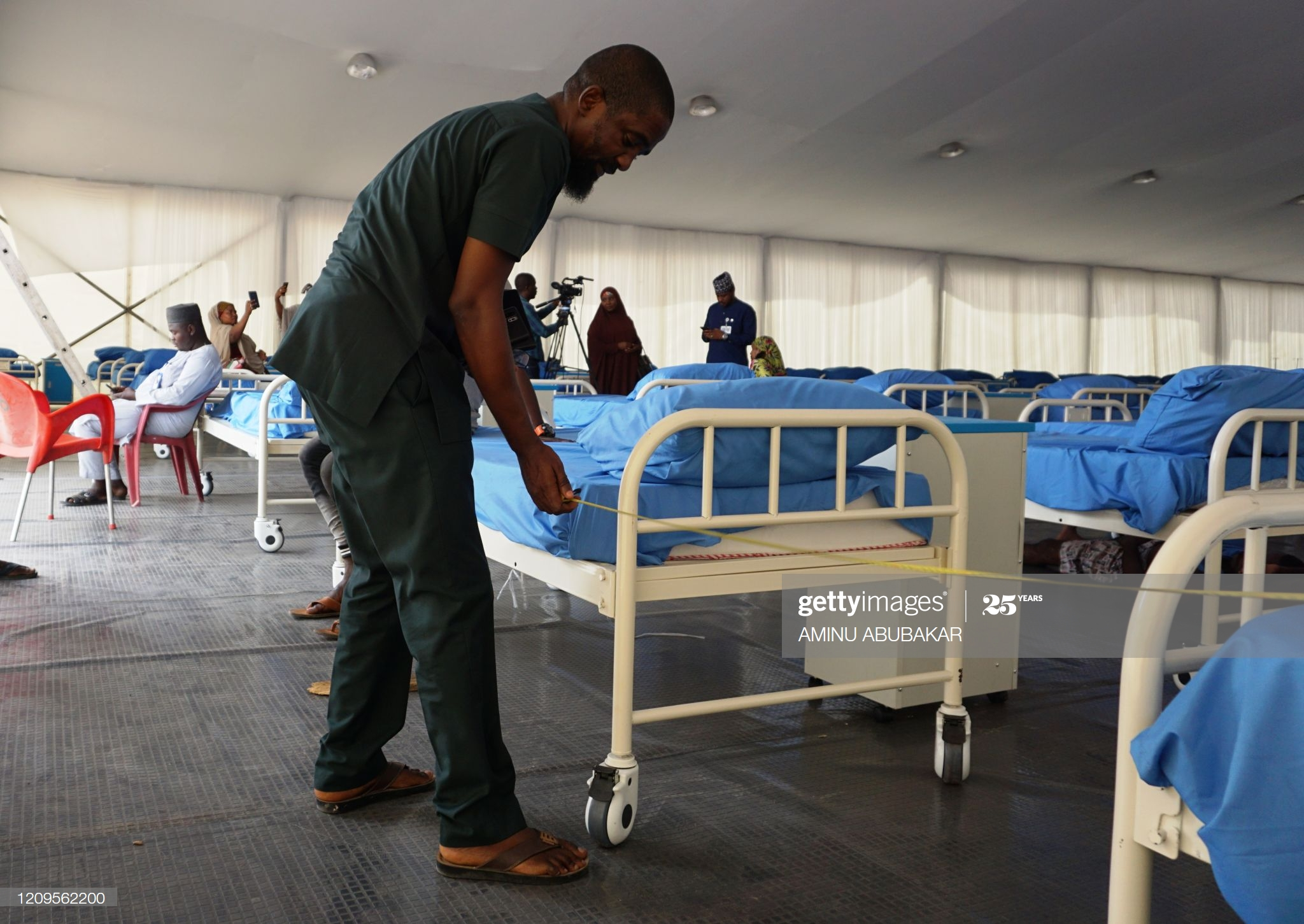 No COVID-19 patient at uncompleted Abacha isolation facility – Kano govt