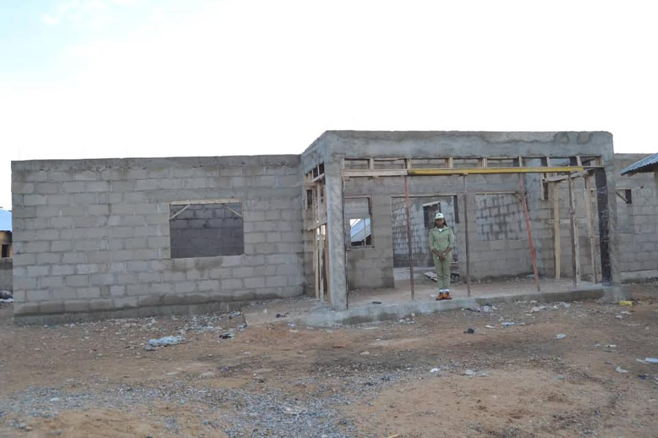 Bauchi: Corps member seeks funds to complete work on health facility in local community