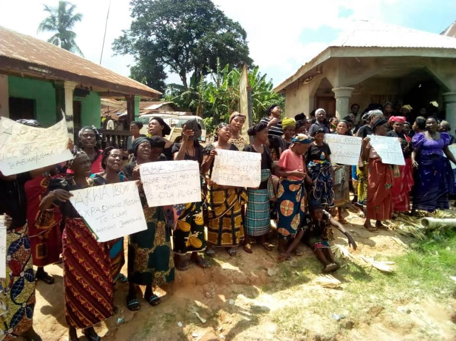 Residents cry out for govt's intervention over communal clash, killings